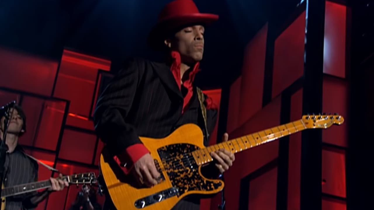 Prince Guitar Gently Weeps 2004 Rock Hall