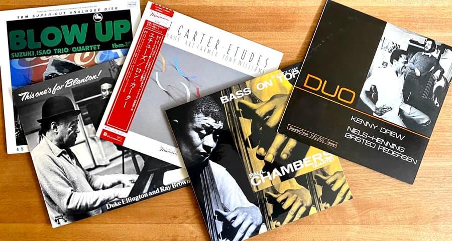 Jazz Favorite Bass Albums