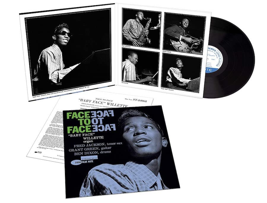 Baby Face Willette: Face to Face Album