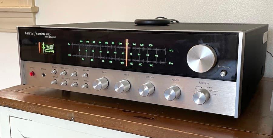 Harman/Kardon 730 Stereo Receiver