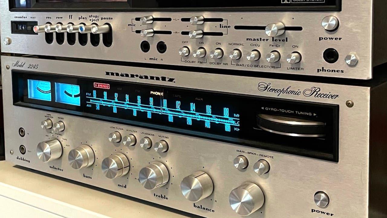 Marantz Model 2245 Stereophonic Receiver