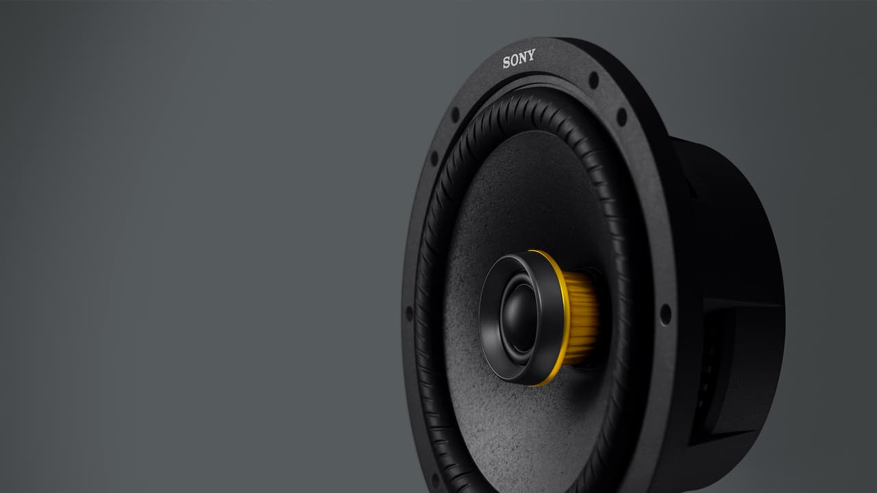 Sony Mobile ES XS160ES Car Speaker