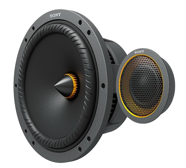 Sony Mobile ES XS162ES Car Speaker