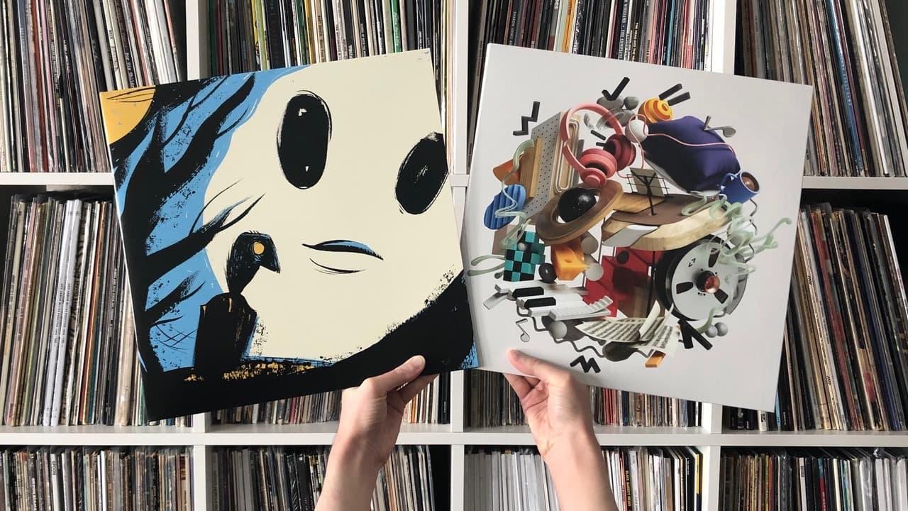 Vinyl Moon Two Albums