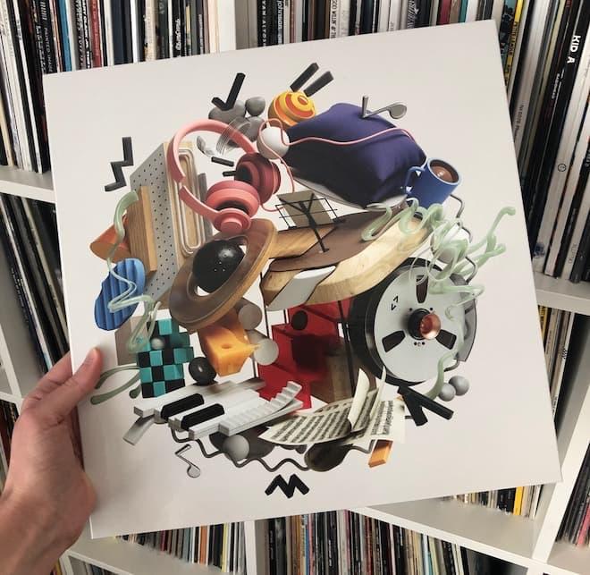 The Comfort of a Dream Record Album