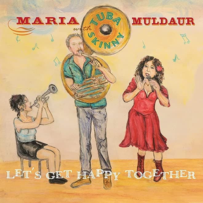 Maria Muldaur Record Album