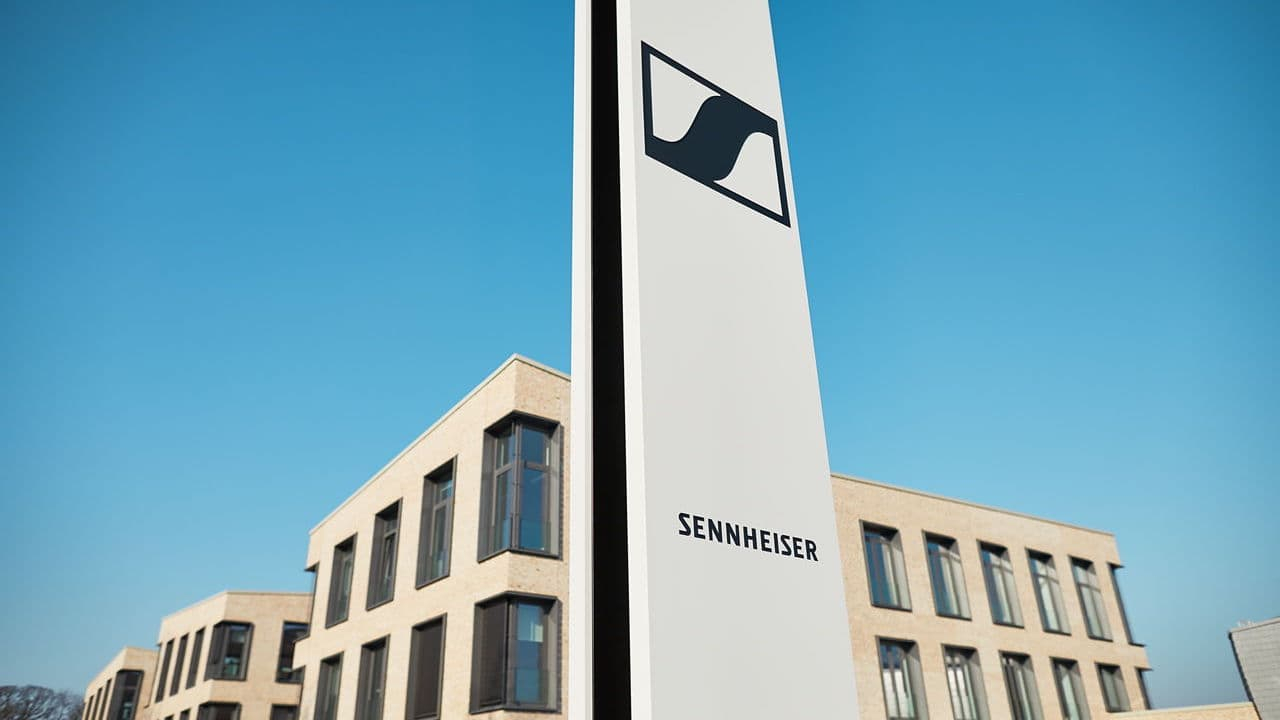 Sennheiser Headquarter in Wedemark