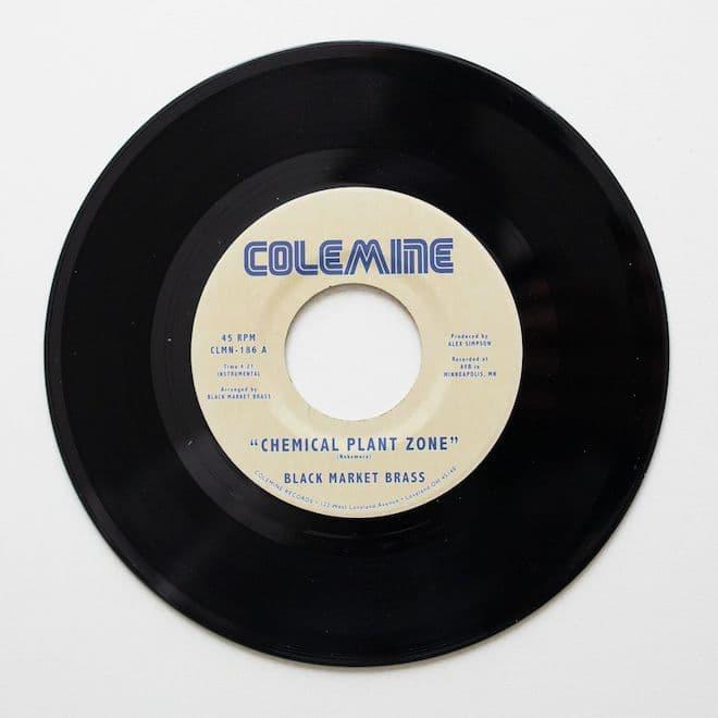 Black Market Brass, Chemical Plant Zone Album