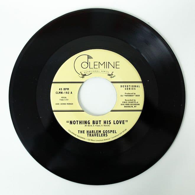 Harlem Gospel Travelers, Nothing But His Love Album