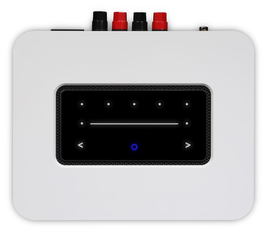 Bluesound POWERNODE Amplified Music Streamer Top