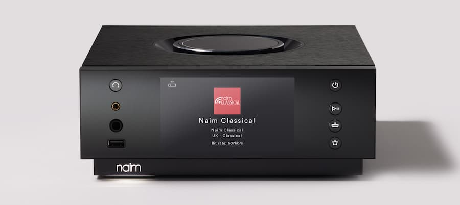 Naim Uniti Atom Headphone Edition Front