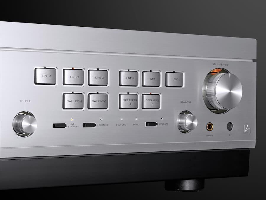 Luxman L-595A SPECIAL EDITION Integrated Amplifier