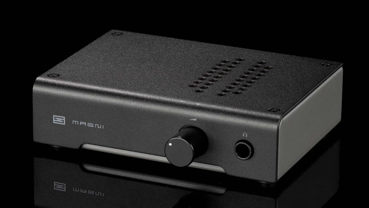 Schiit Audio IEMagni Headphone Amplifier