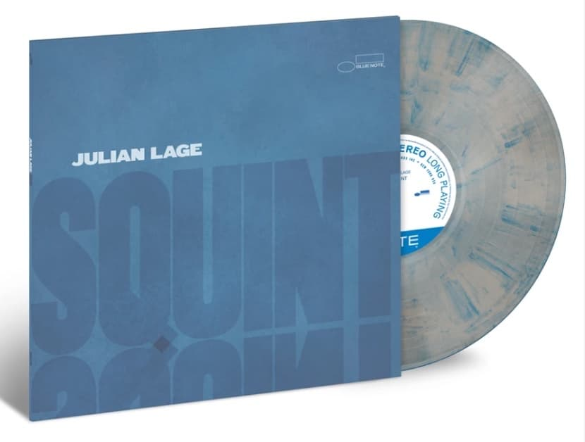 Julian Lage Vinyl Album