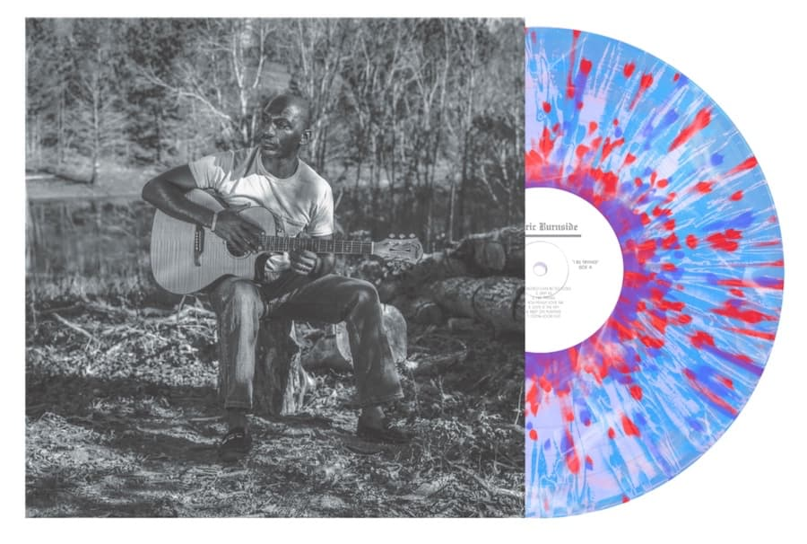 Cedric Burnside Vinyl Album