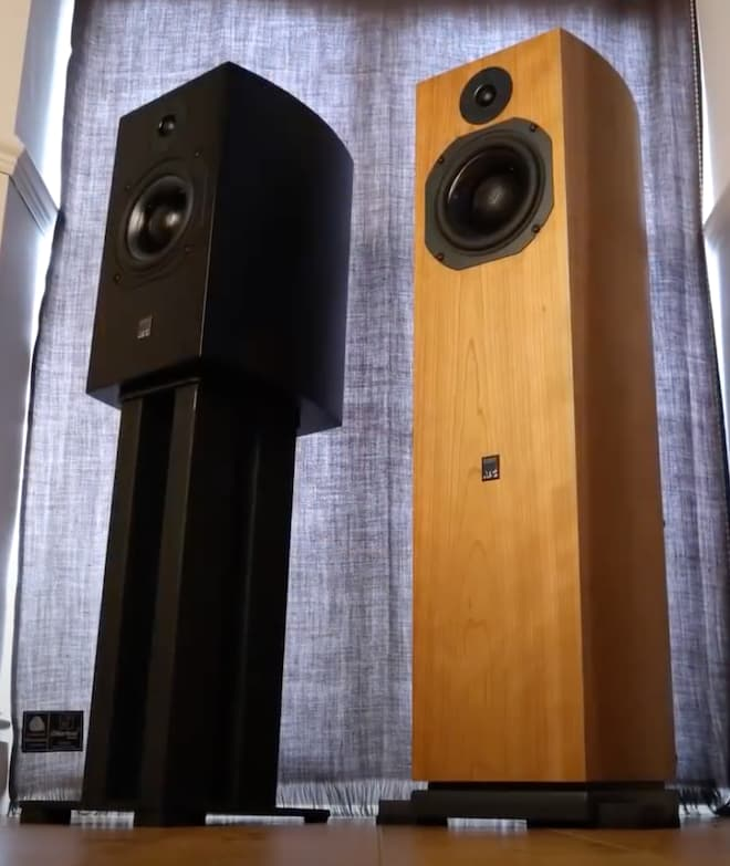 ATC SCM19 Passive vs. ATC SCM19A Active Loudspeakers