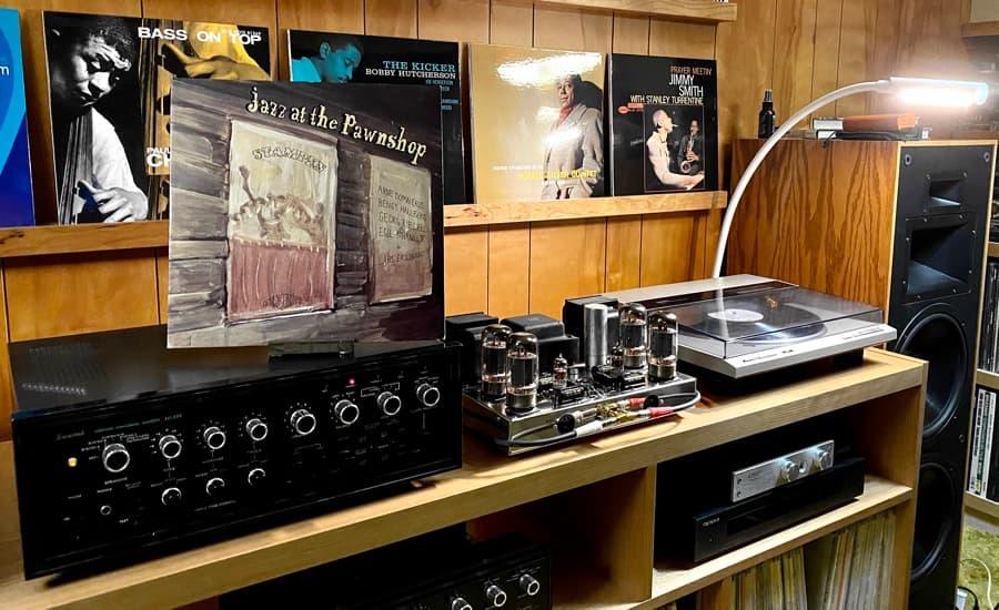Jazz at the Pawnshop Record Album