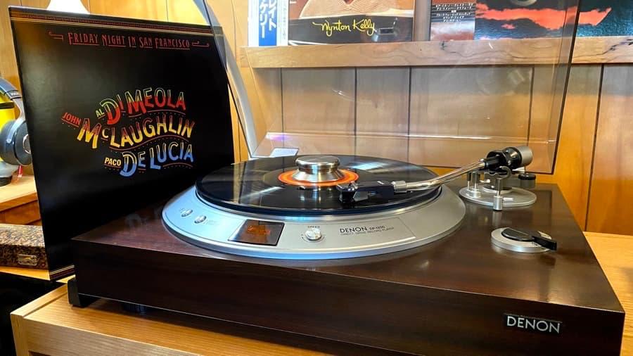 Friday Night in San Francisco Record Album