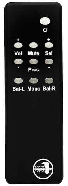 Rogue Audio RP-9 Remote Control