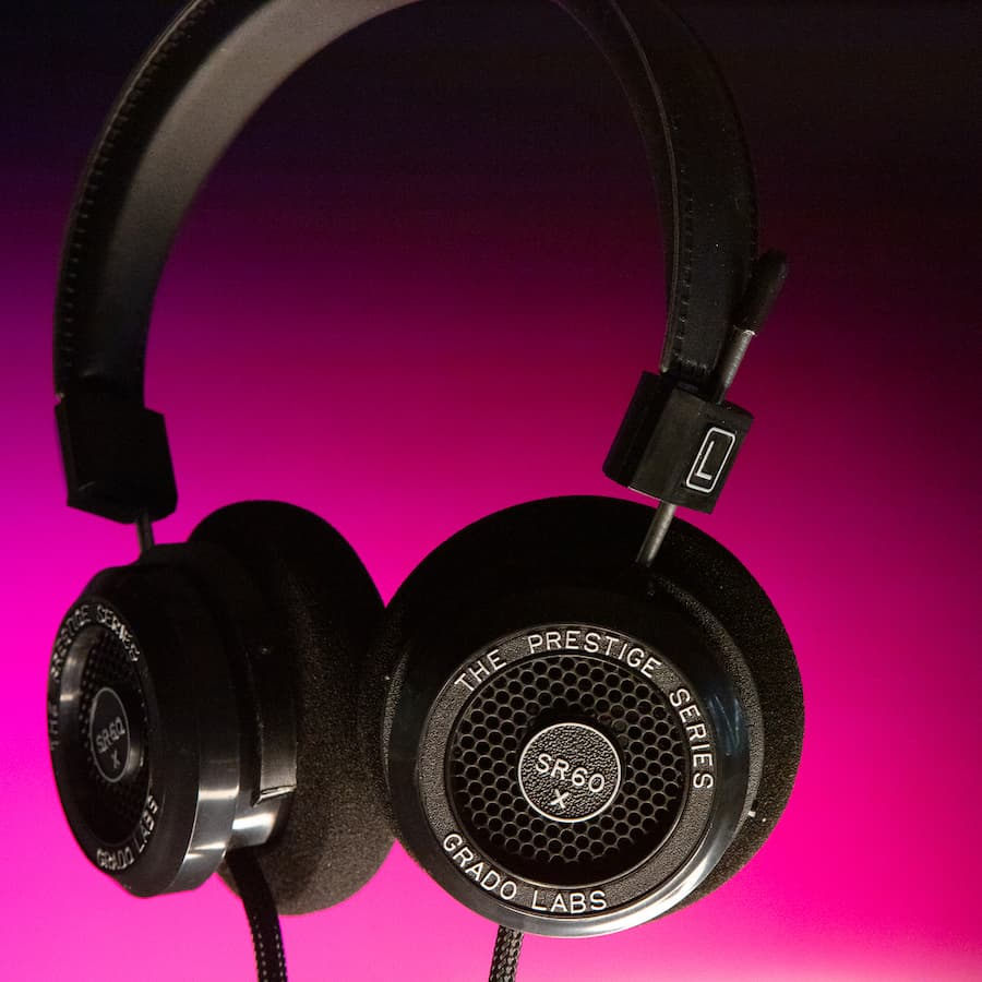 Grado Prestige SR60X Headphones