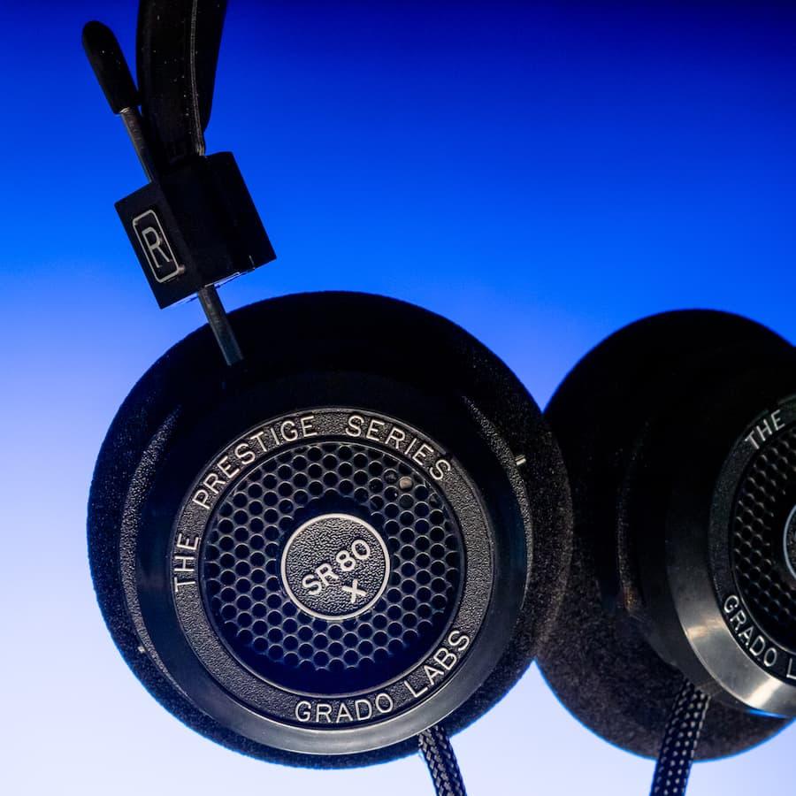 Grado Prestige SR80X Headphones