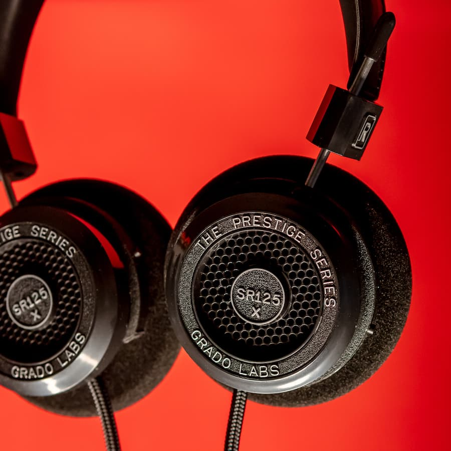 Grado Prestige SR125X Headphones