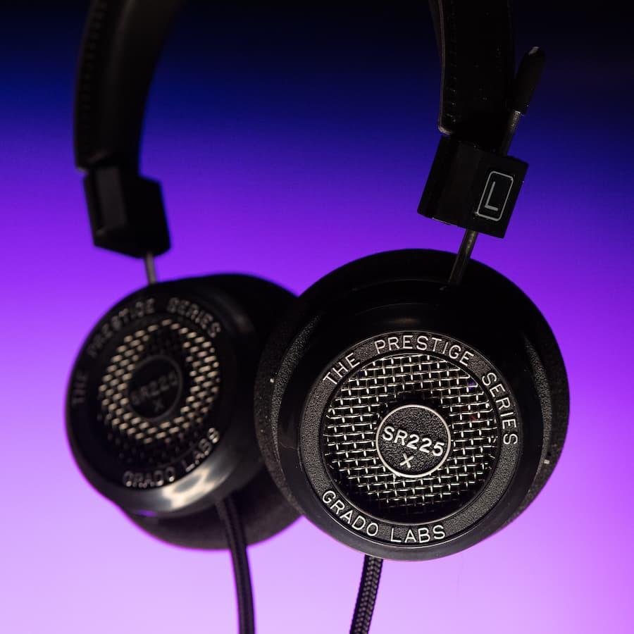 Grado Prestige SR225X Headphones