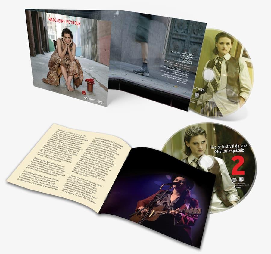 Madeleine Peyroux Careless Love (Deluxe Edition) 2 CD set