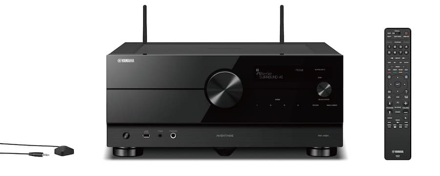 2021 Yamaha AVENTAGE RX-A8A A/V 8K Receiver Front