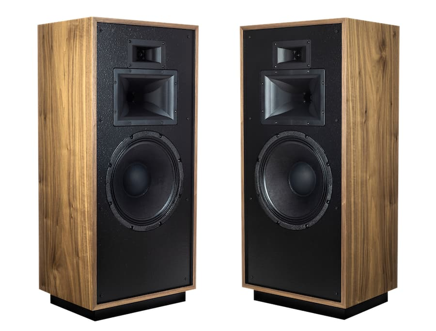 Klipsch Forte IV Loudspeakers in Walnut