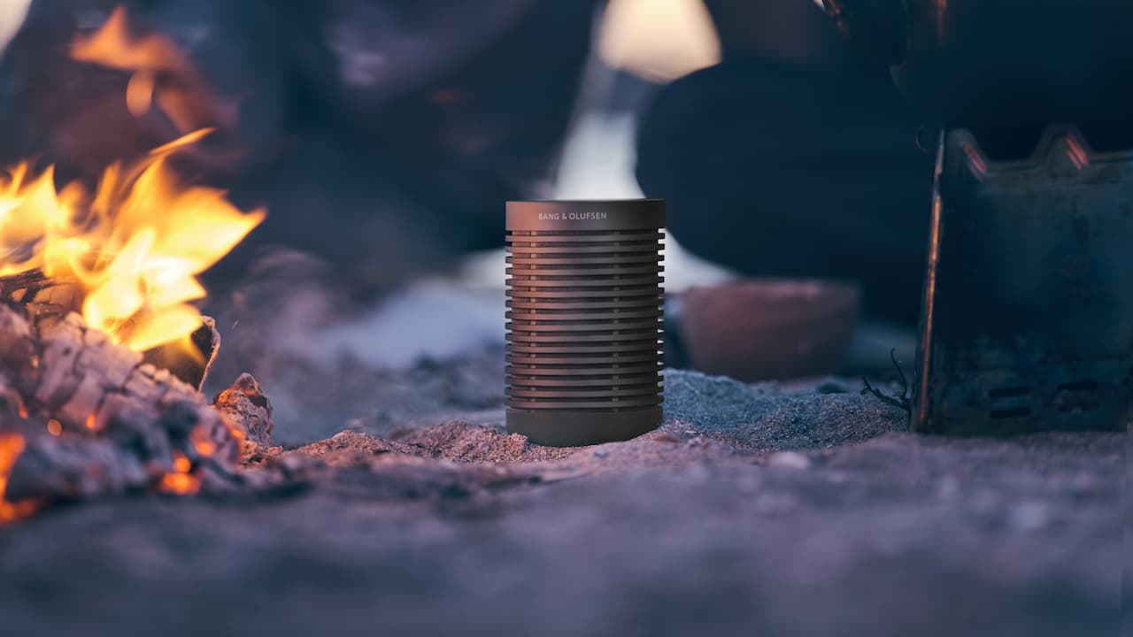 Bang & Olufsen Beosound Explore Portable Speaker by Campfire