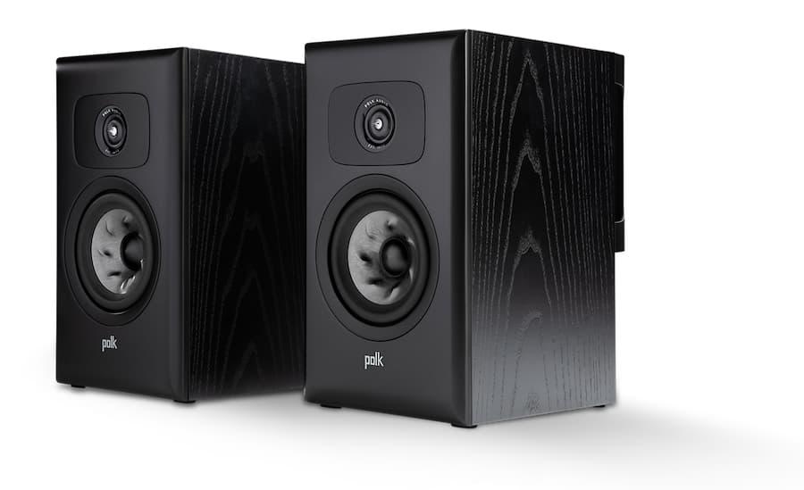Polk Audio Legend L100 Bookshelf Speakers in Black