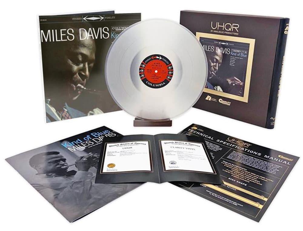 Miles Davis' Kind of Blue UHQR Vinyl Reissue 2021