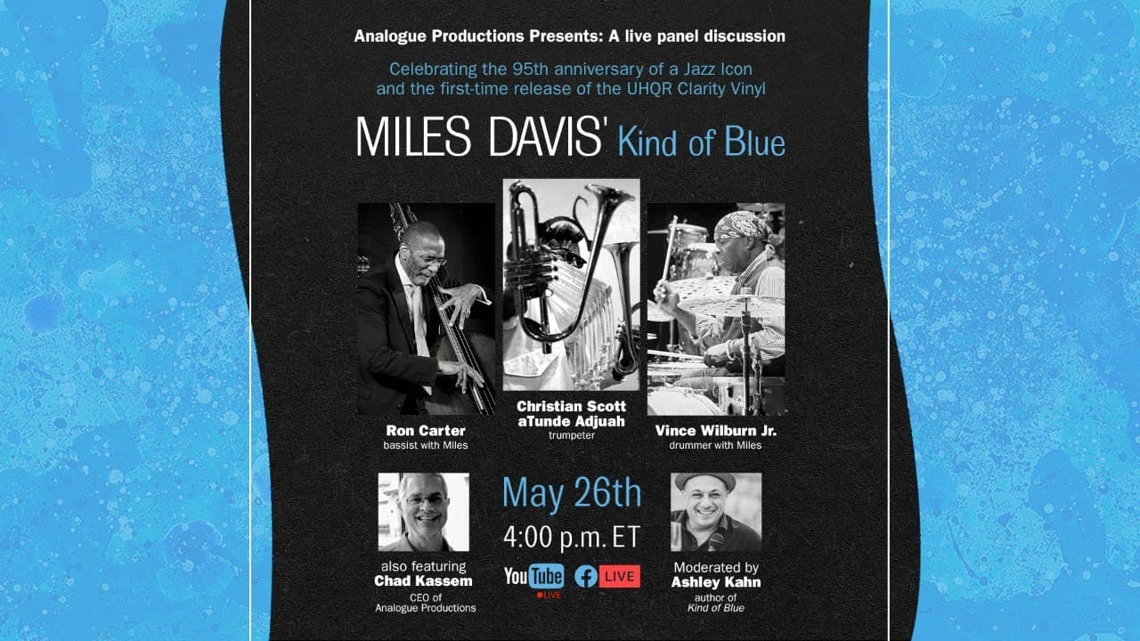 Live Panel Discussion on Miles Davis' Kind of Blue