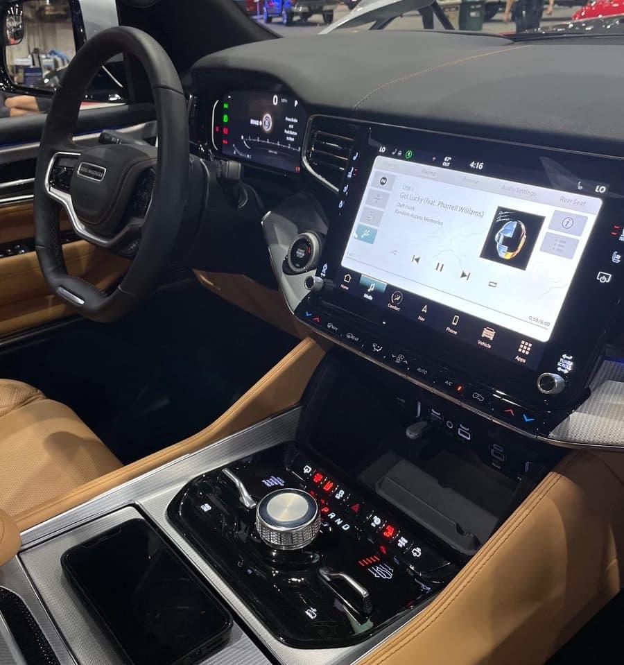 McIntosh MX1375 Car Audio System