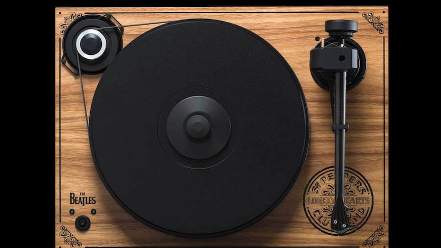 Pro-Ject 2Xperience SB - Sgt. Pepper Turntable Top
