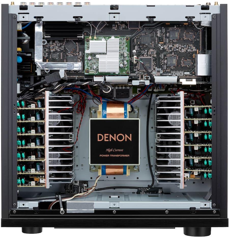 Denon AVR-X8500HA A/V Receiver Top