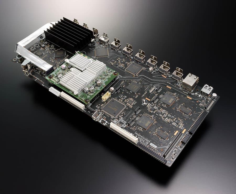 Denon AVR-X8500HA HDMI 2.1 Circuit Board