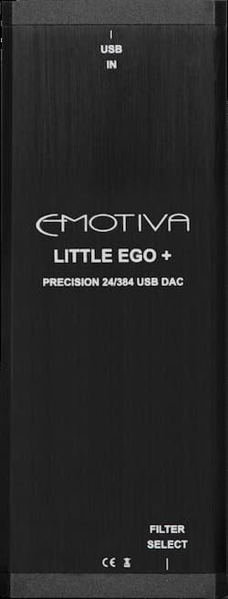 Emotiva Little Ego+ DAC Rear