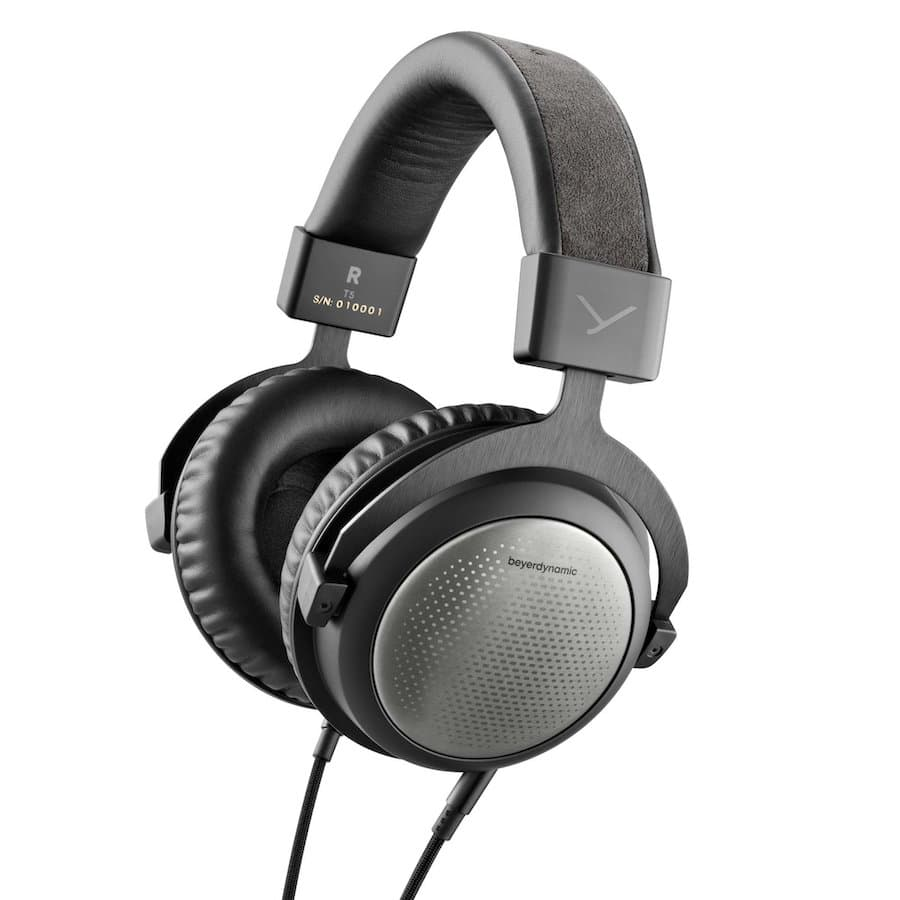 Beyerdynamic T5 3rd Generation Closed Back Headphones Back