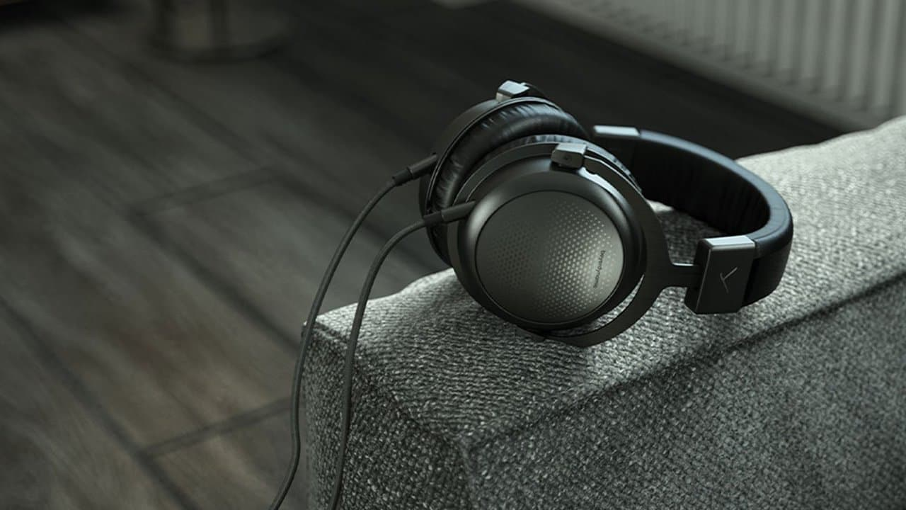 Beyerdynamic T5 3rd Generation Closed Back Headphones Lifestyle