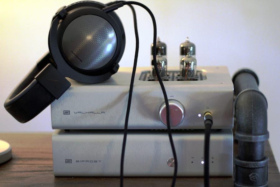 Beyerdynamic T5 3rd Gen Headphones with Schiit Audio Amp