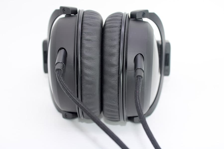 Beyerdynamic T5 3rd Gen Headphones Cables Connected