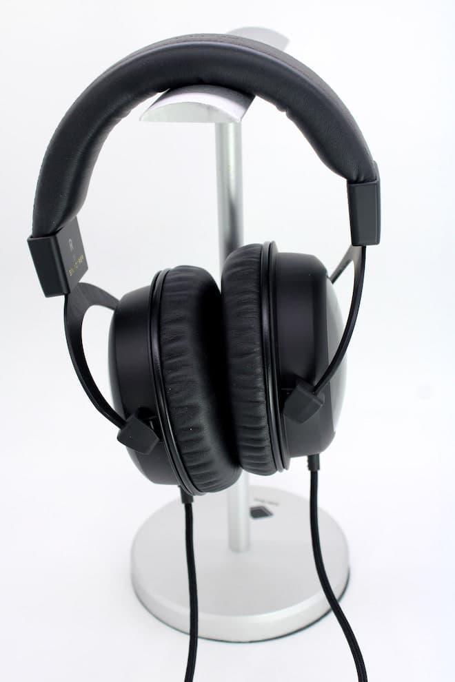 Beyerdynamic T5 3rd Gen Headphones on Stand