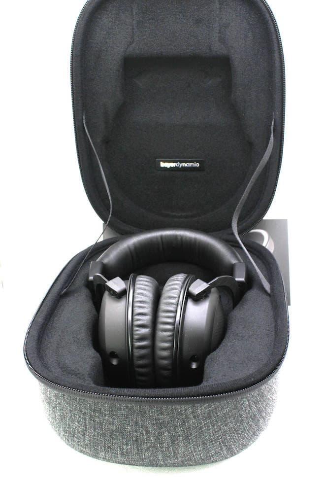 Beyerdynamic T5 3rd Gen Headphones in Carrying Case