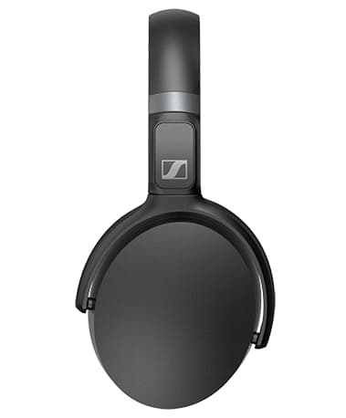 Sennheiser HD 450SE Wireless Headphones with Alexa Side View
