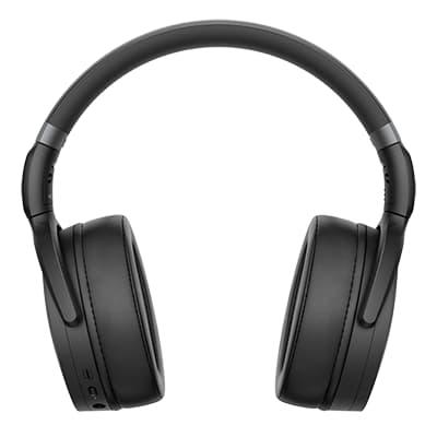 Sennheiser HD 450SE Wireless Headphones with Alexa Back View