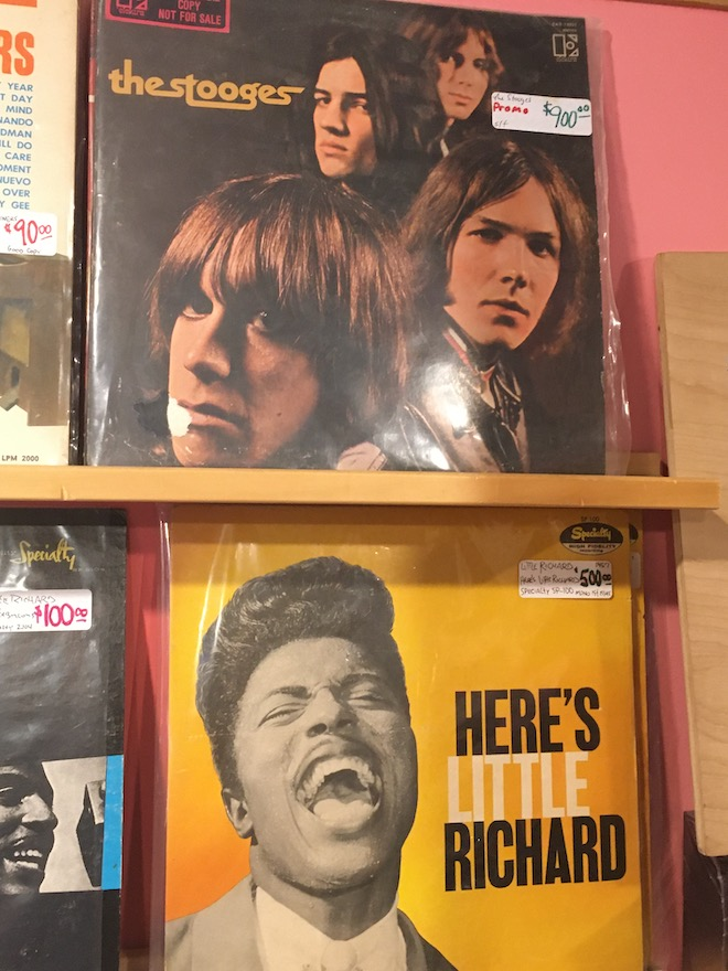 stooges-little-richard-albums