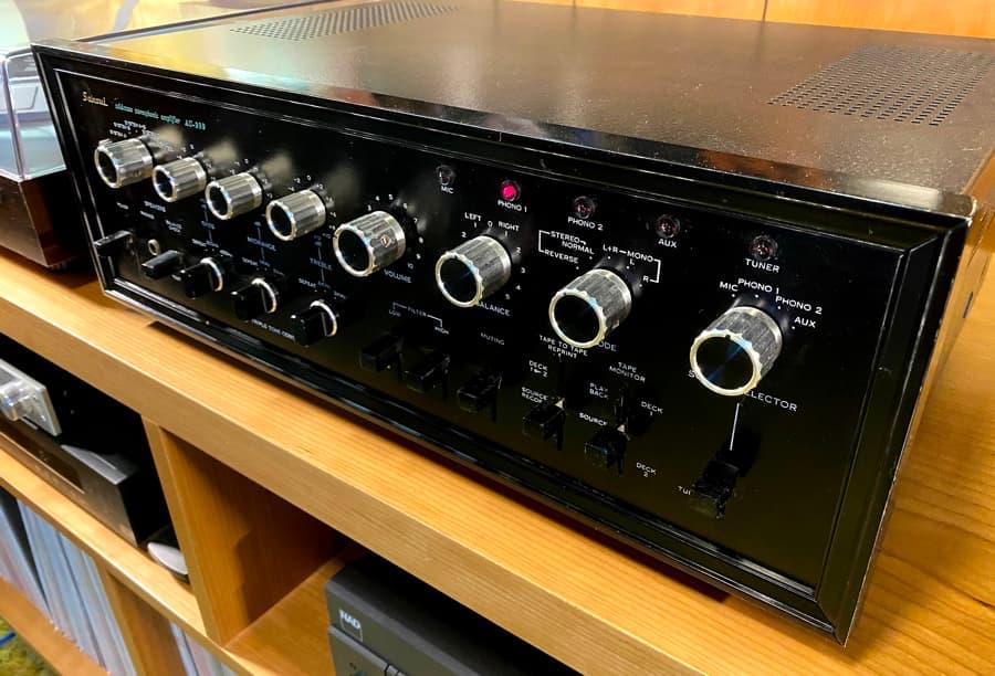 Sansui AU-999 Vintage Amplifier