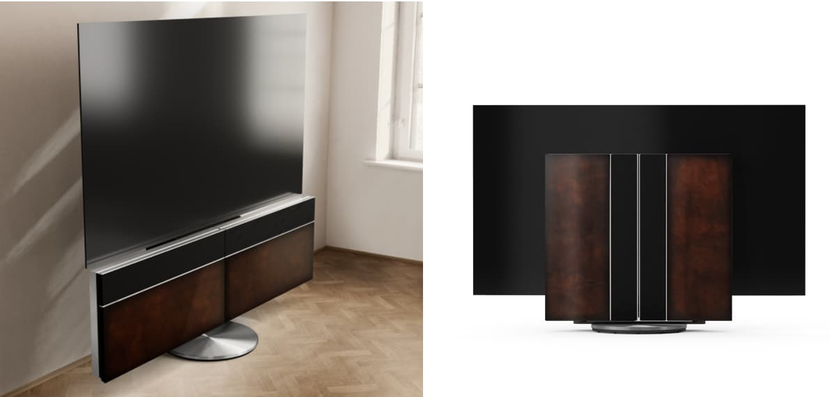 Berluti Beovision Harmony 4K OLED TV